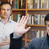 Вакарчук і Саакашвілі як політичні символи