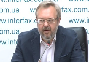 Виступ директора Інституту «Нова Україна» А.Єрмолаєва на прес-конференції, присвяченій початку нового політичного сезону