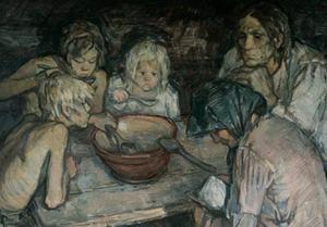 Испытание бедностью - А.Левцун