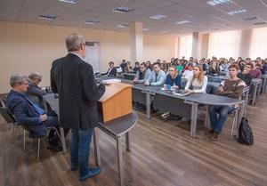 Одеський університет став першим регіональним вузом, який отримав «Единбурзький погляд на демократію».