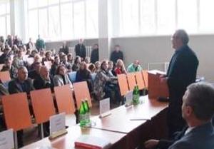 Презентація «Единбургського погляду на історію демократії» в Івано-Франківську