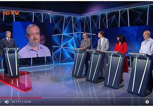Есть ли жизнь после войны? Андрей Ермолаев в передаче «Свобода слова».